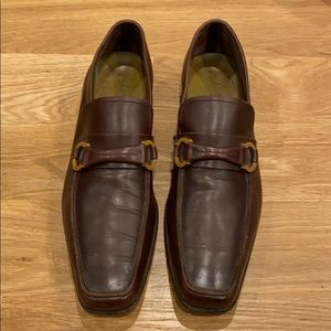 Ferragamo Men's Loafers - 9.5